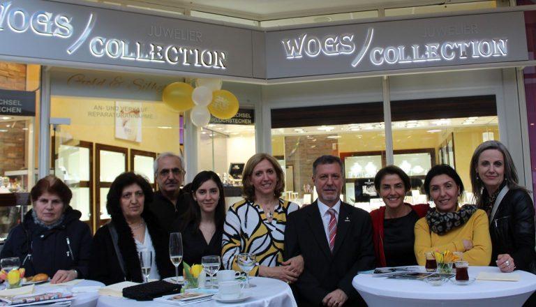 Wogs Kuyumculuk 20.Yılını Kutladı