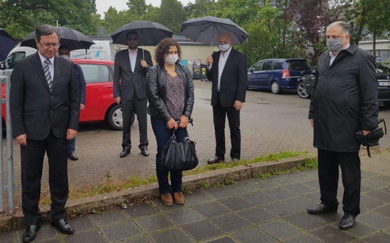 NSU Kurbanı İsmail Yaşar İçin  Anma Töreni