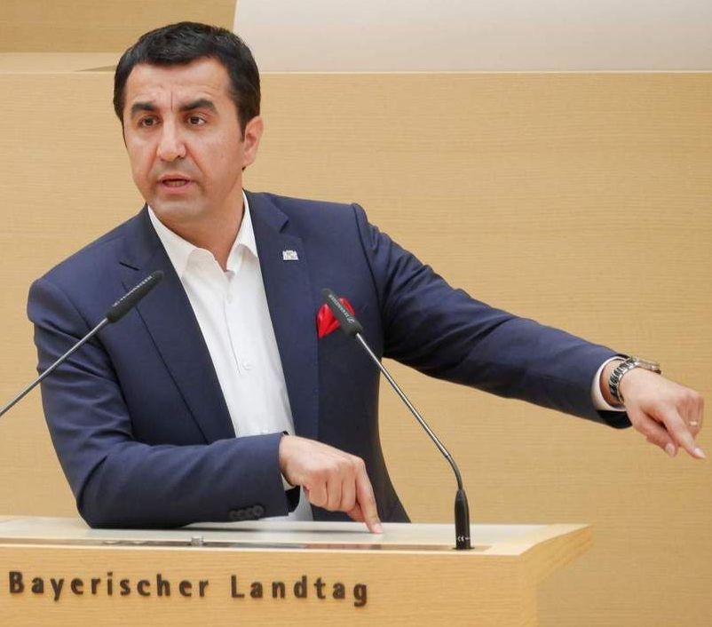 Milletvekili Taşdelen'den, Başbakan Söder'e Mektup
