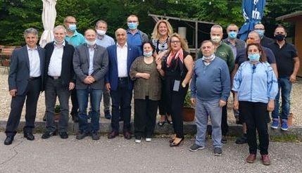 CHP Regensburg Temsilciliği Açıldı