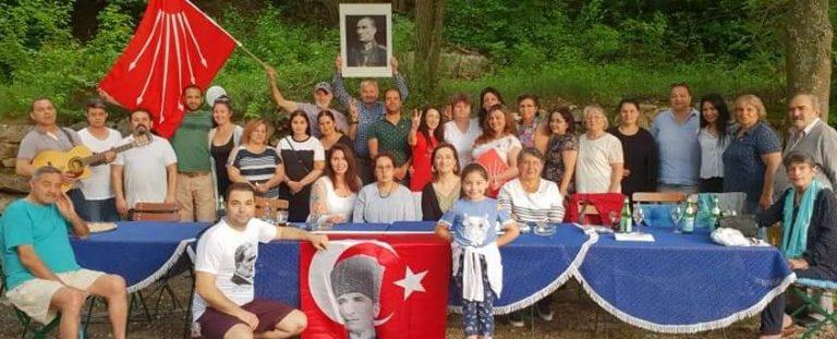 CHP Kuzey Bavyera Birliğinden topluca istifa ettiler