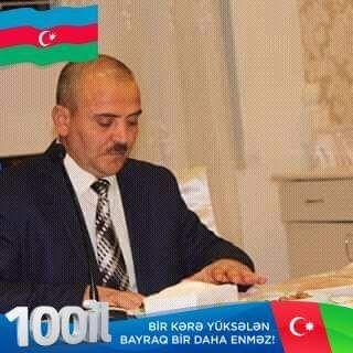 Azerbaycan BAKBK Başkanı Yusifli: Türk olduğumuz için, Ermeniler bize saldırıyor