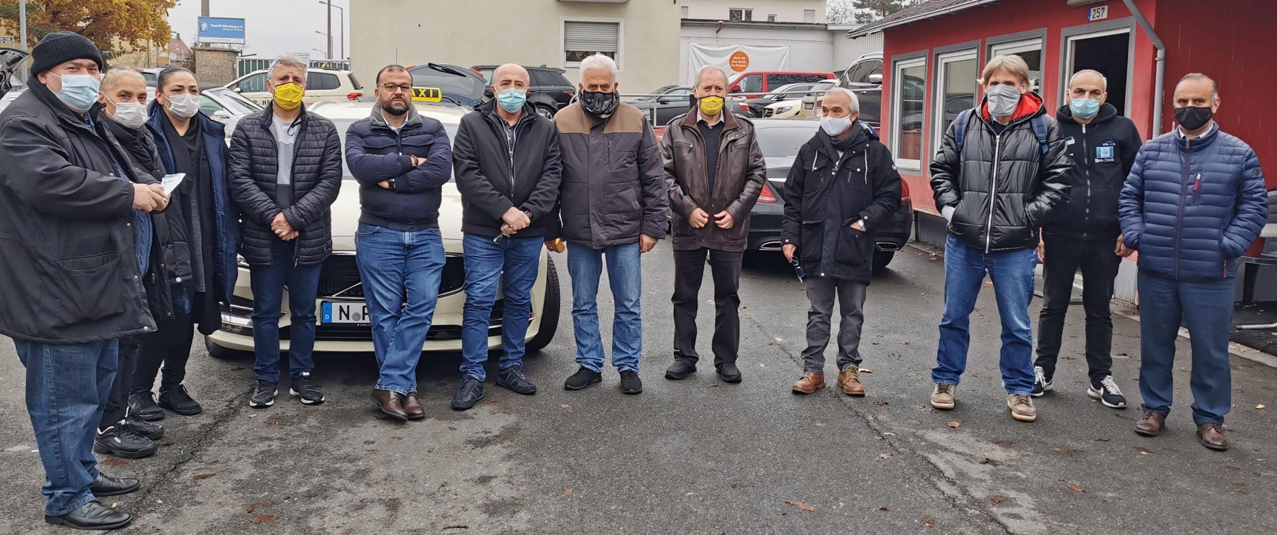 Taksiciler: Cinayetin namusla alakası yok