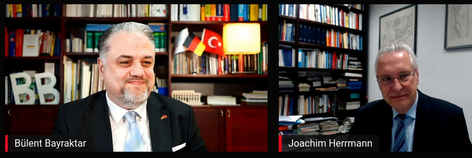 Bavyera İçişleri Bakanı Herrmann: Hrıstiyan, Musevi ve Müslamanların Ortak Yönleri Var