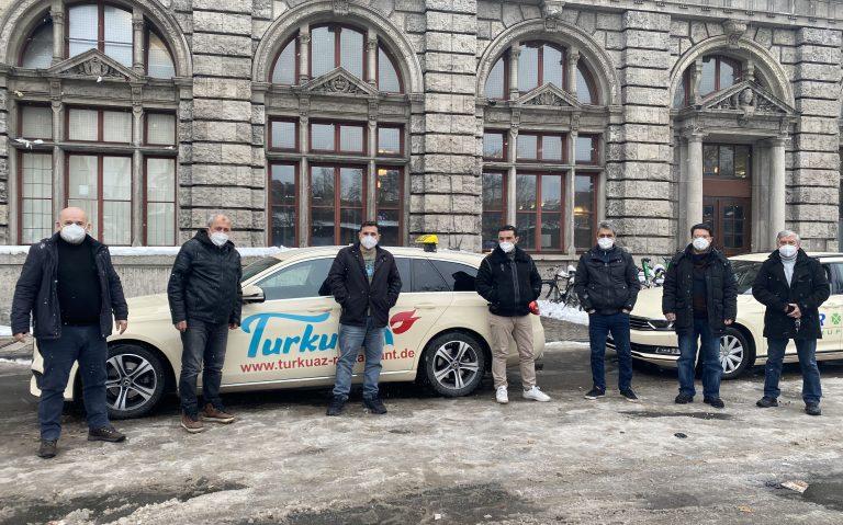 Taksiciler: Korona bitmezse, zor günler bizi bekliyor