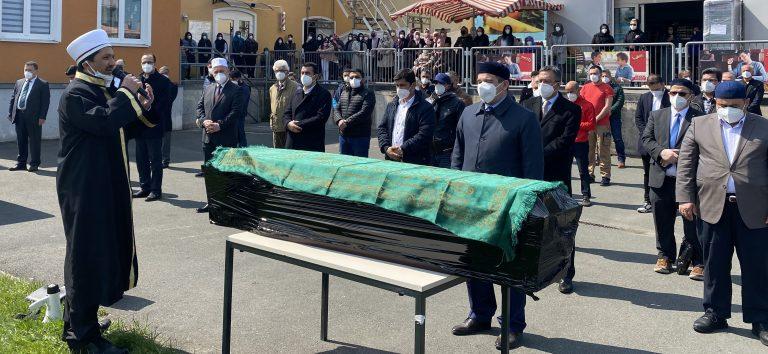 Milletvekili Arif Taşdelen'in Babasına Son Görev