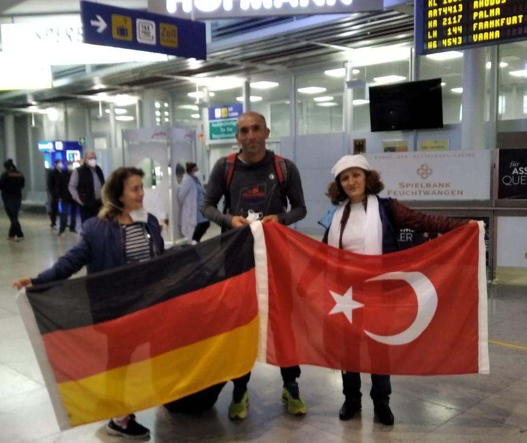 Demir Adam Zülfü Karabulut, Nürnberg'de Türkiye'yi temsil edecek